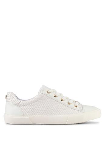 Carvela KG white Casual White Sneakers FFF80SH0B676C8GS_1
