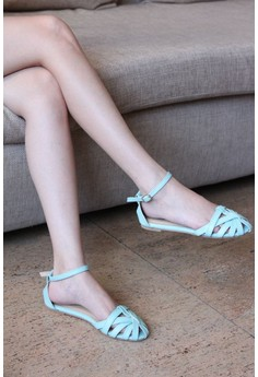 HDY's Rosanna Flats Sandals