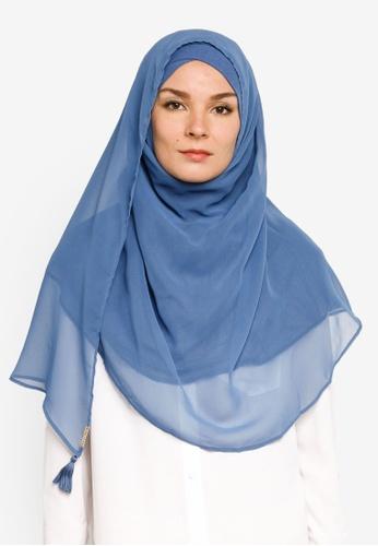 Bokitta blue Bluey Maxi Instant Hijab 9136DAA80FA39DGS_1