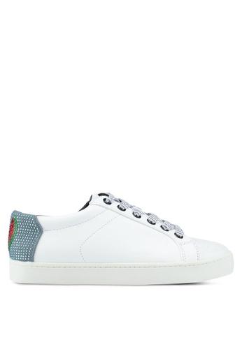 Circus by Sam Edelman white Collins Sneakers 4CF48SH572B9A3GS_1