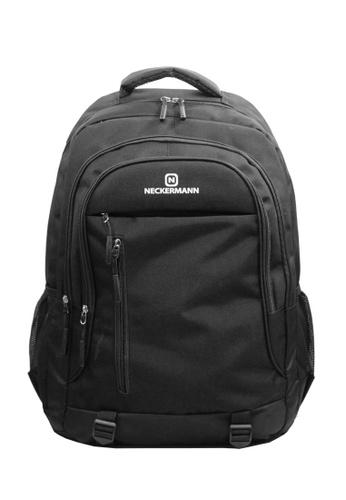 Neckermann black Neckermann Backpack Series 0126 D8FFCAC54DCC90GS_1