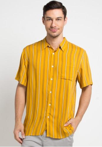 Billabong gold Cosmo Ss Shirt 3D106AA97527A5GS_1