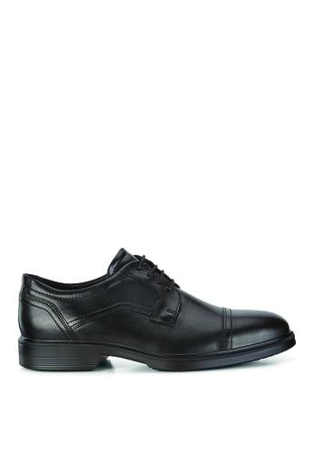 ECCO black Lisbon Black Santiago FE520SH3299F14GS_1