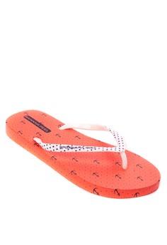 Nautical Crush Boomer-Slippers