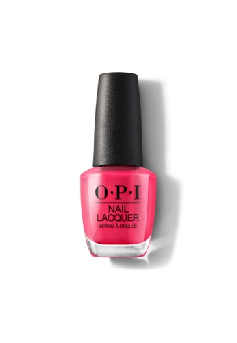 OPI OPI Nail Lacquer - Charged Up Cherry [OPNLB35] 562C4BEF53F413GS_1