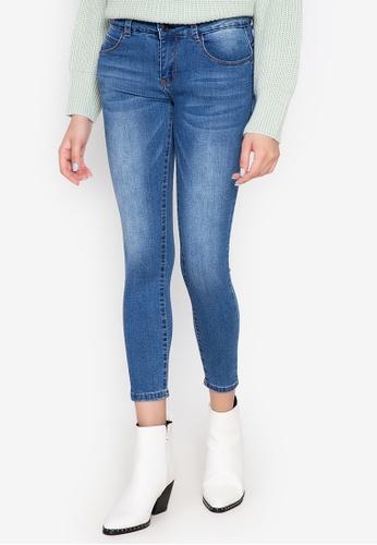 Balaynor blue Skinny Denim Jeans 1A435AA301E6F0GS_1