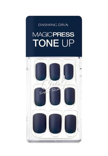 Dashing Diva navy Dashing Diva 1 SEC. MAGIC PRESS Manicure Navy Peony/ Press on Nails /Nail Tips 29956BE9FA6D61GS_1