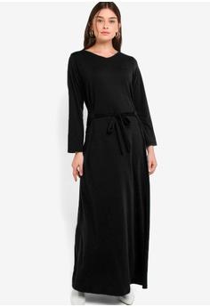 e17ae62e4df ZALIA BASICS Tie On Dress RM 87.00. Sizes XS S M L XL