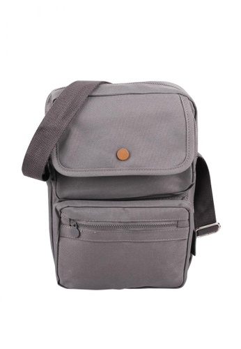 90245f5b4226 Travel Manila grey Mateo Men s Office Travel Multi pocket Smart Messenger  Bag E9E98ACDBD834BGS 1