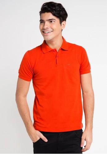Hassenda orange Short Sleeve HA130AA0VPETID_1