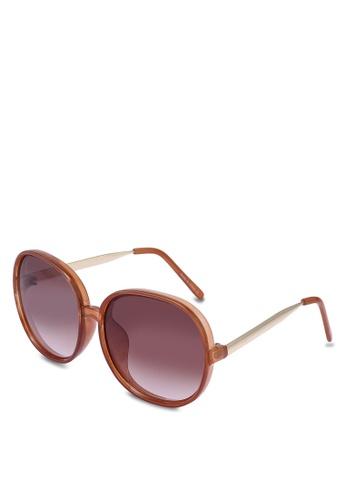 ALDO red Croandra Sunglasses F939DGLC136856GS_1