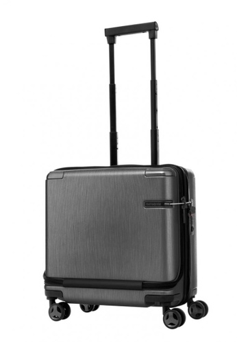 Samsonite black Samsonite Evoa Spinner Rolling Tote A9483AC95BEF90GS_1