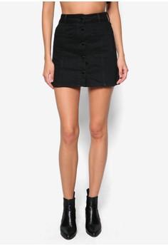 Claude Skirt Black
