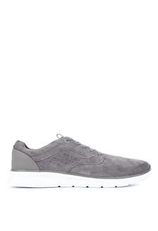 Nubuck Iso Perf + Sneakers B3321SH7B0253EGS 1 af4657b11