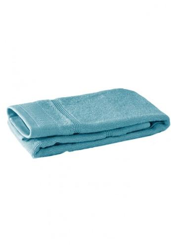 Primeo green Premium 100% Ring Spun Carded Cotton Double Pile Hand Towel 540gsm 37E64HLFDB58CBGS_1