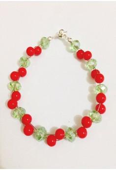 Audrey Christmas Bracelet