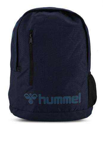 Hummel blue Action Backpack 0AB74ACD5CD4E7GS_1