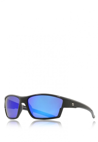 Sorrento black HD Polarized Sunglasses Prisma #11G1 74DC4GL9BF5DEBGS_1