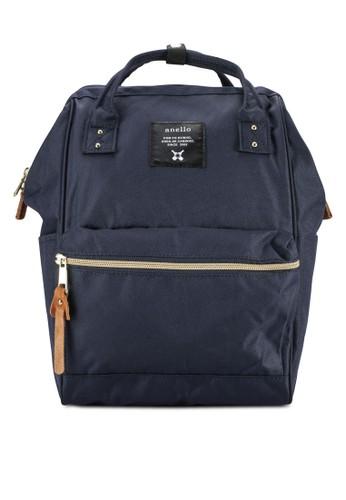 迷彩帆布迷你後背包、 包、 包Anello迷彩帆布迷你後背包最新折價