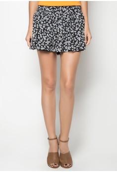 Mini Skirt with Inner Shorts