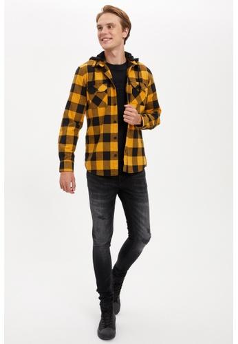 DeFacto black Man Denim Wall Trousers F8C14AA79C7152GS_1