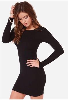 Comeback Baby Black Dress
