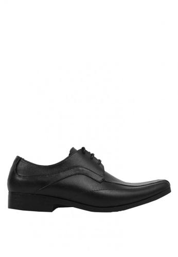 Easy Soft By World Balance black Lisbon MS Formal Shoes EA034SH0JIPSPH_1