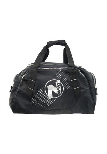 Transformers Nerf Black Duffel Bag 3C572KC75EF45AGS_1