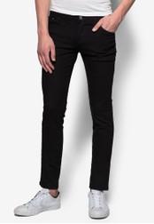 threads by the produce 黑色 Skinny Denim Jeans TH875AA37EKWSG_1