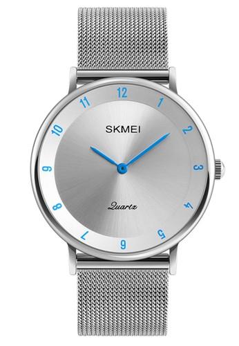 Digitec silver Skmei - Jam Tangan Pria - Silver - Stainless Steel - 1264-C 3CCADACAF28578GS_1