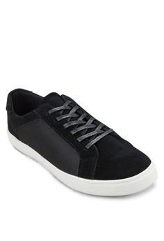Mesh Side Panel Sneaker