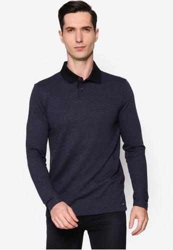 BOSS blue Palmer Polo Shirt 1314BAA8A8729BGS_1