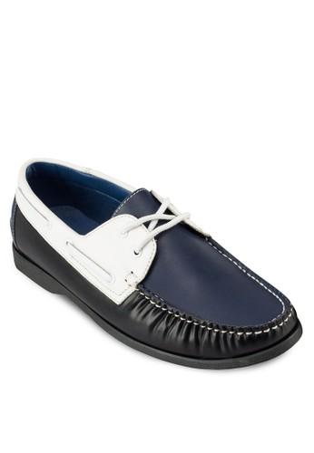 三zalora 衣服尺寸色仿皮船型鞋, 鞋, 船型鞋