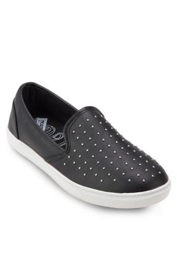 Kebby 鉚釘懶人鞋,esprit taiwan 女鞋, 鞋