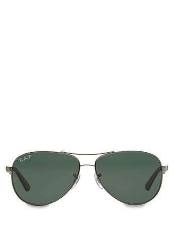 Ray-Ban RB8313 Polarized Sunglasses RA370GL78SGNSG_1