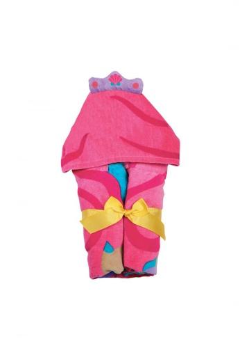 Stephen Joseph multi Mermaid Hooded Towel 29F5EKC4E3742DGS_1