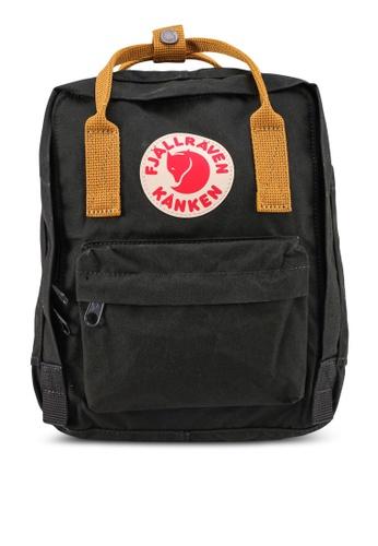 Fjallraven Kanken green and brown Kanken Mini Backpack D0F0AAC5C0BFEEGS_1