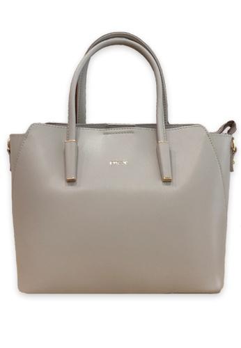 RUCINI beige Rucini Handbag 65283AC3DE1614GS_1