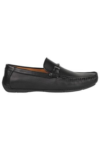 Tomaz black Tomaz C361 Front Buckled Loafers (Black) 2C6E2SH38438F6GS_1