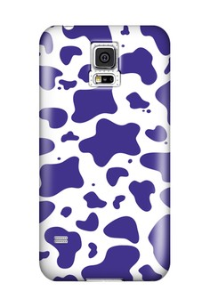 Paint Spill Glossy Hard Case for Samsung Galaxy S3