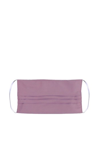 MAYONETTE multi MAYONETTE Masker Kain Premium Cotton 2 Ply + Kawat Hidung Nose Wire Bisa Diisi FIlter - Lavender AB04FES4D40681GS_1