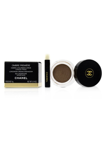 Chanel CHANEL - 香奈兒持久眼影霜 - # 802 Undertone (Satin) 4g/0.14oz 600F1BE7AECC62GS_1
