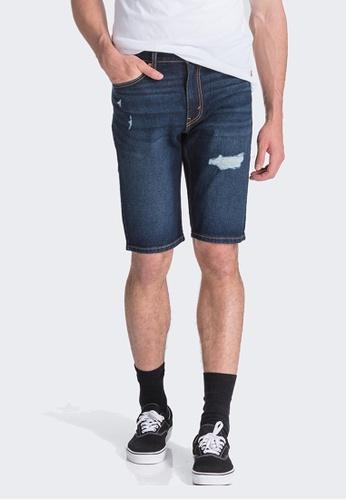 c06373c4f220 Levi's blue Levi's 505 Regular Fit Shorts Men 28721-0020 05E04AA234E6B7GS_1
