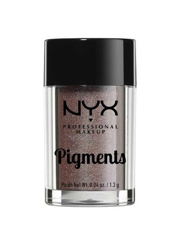 NYX Professional MakeUp red Pigment - Metallic Velvet D5EA0BEFED3139GS_1