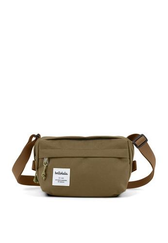 Hellolulu brown Hollis - Mini All Day Bag FCAC3AC02795C5GS_1