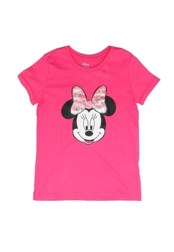 FOX Kids & Baby pink Minnie Mouse Tee 65213KA5149C5CGS_1