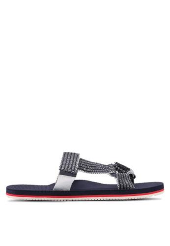 ALDO navy Aawiel Sandals 00934SHB40AD79GS_1