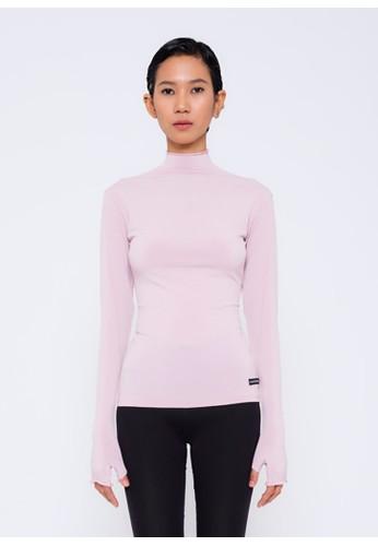 Raegitazoro pink Dusty Shirt 26BD7AA77C4AD3GS_1