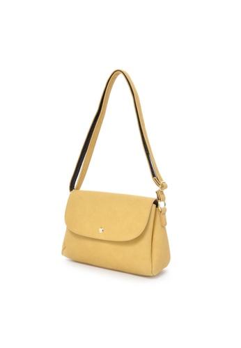 Anello yellow Multi-storage Fashionable Shoulder Bag LU-A0581-YE Yellow AN821AC2VI6CHK_1
