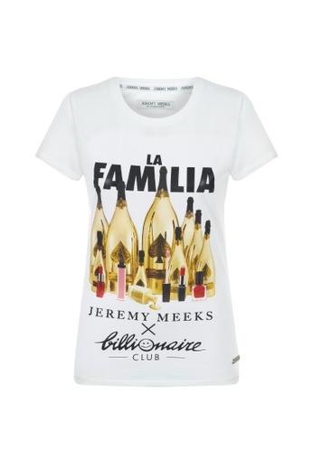 Jeremy Meeks white Women T-Shirt Black 23FCEAAAE546D6GS_1